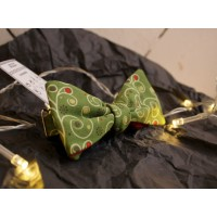 Original bow tie made from cotton