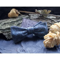 Bow tie in cotton fabric