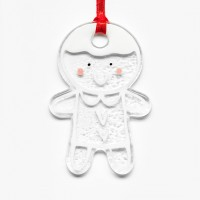 Autentic christmas decoration Mrs Gingerbread