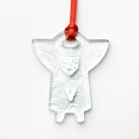 Autentic christmas decoration Angel