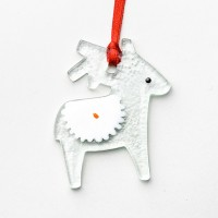 Autentic christmas decoration Raindeer