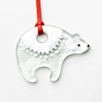 Autentic christmas decoration Bear